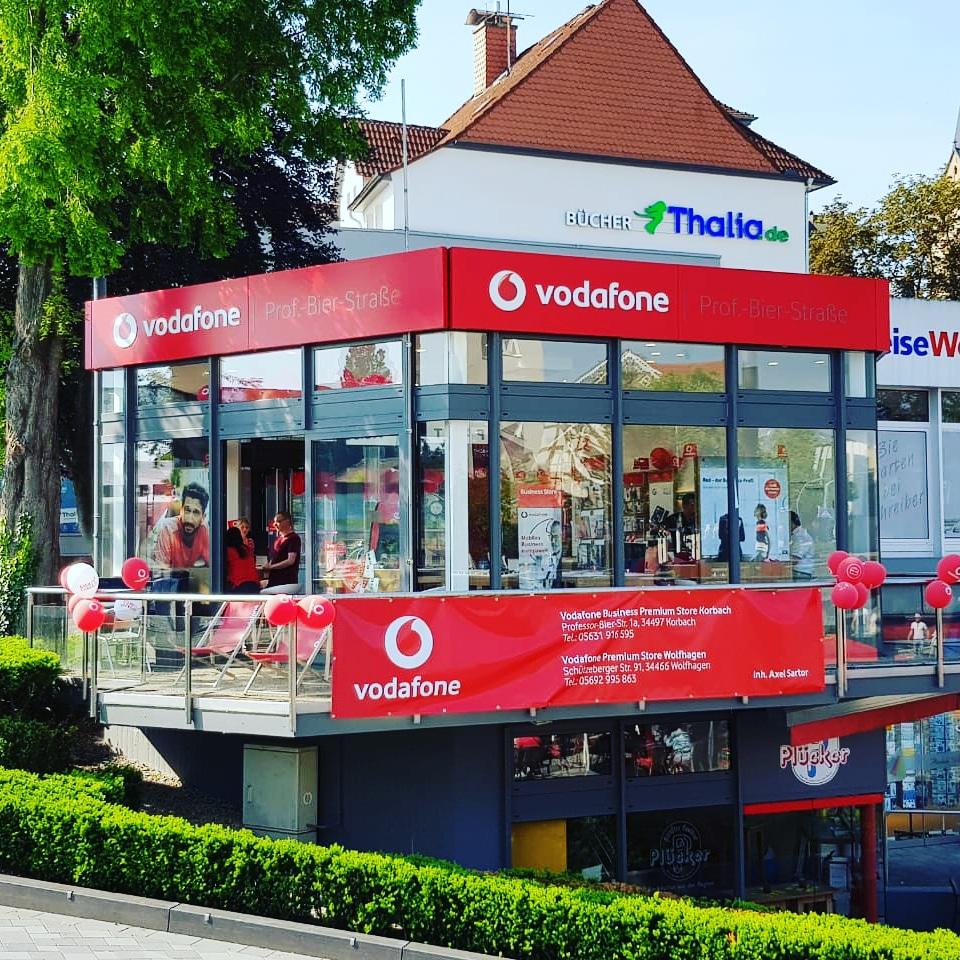 Vodafone Shop in Korbach